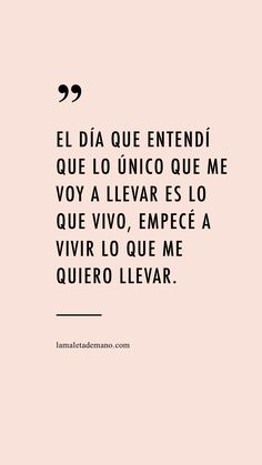 Travel Motivation 🌍 – Quotes World Smart Quotes, Cute Quotes, Words Quotes, Inspirational Phrases, Motivational Phrases, More Than Words, Some Words, Cool Phrases, Quotes En Espanol