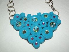 30 Ideas For Necklace Which You Can Made In Your Home..