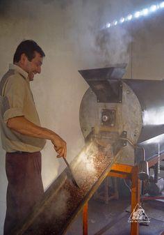 Tostación | Café de Colombia