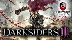 DARKSIDERS 3 (Leak) - Screenshots, Artwork & Game Details (PC, XBOX, PS4)