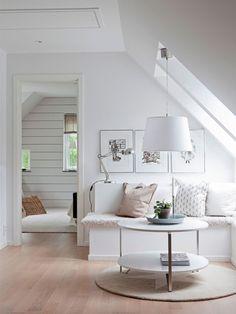 A modern cottage | My world apart colour scheme