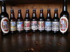 baird beer bottles