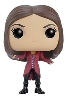 From Captain America Civil War, Scarlet Witch, as a stylized POP vinyl from Funko! Stylized collectable stands 3 inches tall, perfect for any Marvel fan! Collect and display all Captain America Civil War Pop! Funko Pop Marvel, Marvel E Dc, Marvel Avengers, Marvel Comics, Captain America Civil War, Scarlet Witch, Hobbit, Chibi, Sports Games For Kids