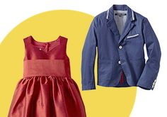 Perfect Presents: Outfits for Kids -   Get the little lady and guy in your life what they need—clothes. But make your gift something that they want. Little girls love fancy dresses and skirts in bright hues. Little boys can't resist a warm and comfy sweater or jacket. Find adorable pieces here to make them and you happy. The d...  #Cape, #Cardigan, #Dress, #Hoodie, #Jacket, #Parka, #Polo, #Powder, #Pullover, #Shirt, #Sweater, #Tie, #ZipClosure