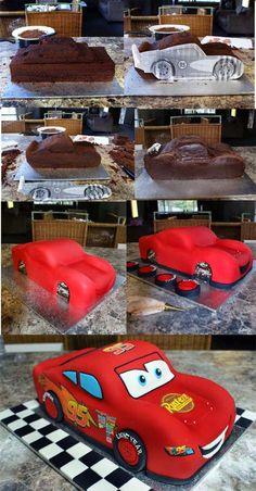 Daddy Cool!: Δείτε βήμα-βήμα πως θα φτιαξετε υπεροχες τουρτες για παιδικά γενέθλια !