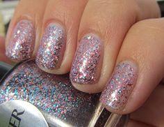 My Nail Polish Obsession: Shimmer Polish Tiffany