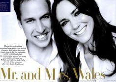 Love Mr. & Ms. Wales :D
