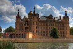 Schwerin Castle - Schloß Schwerin