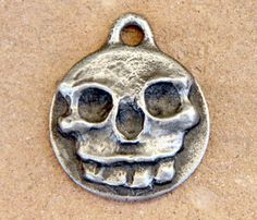 Halloween Dog Tag  Pet ID Tag  Hand Cast Pewter by aaronalbrecht, $12.95