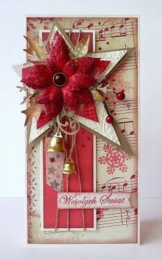 Christmas Cards | Scrapbook Cards | DIY Cards | Stamping | Creative Scrapbooker Magazine #cards #christmas