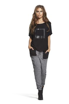 Cimone Top with Candie Sweat Pants