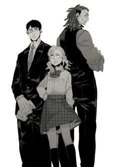 — Oh well, enough said Manga Drawing, Manga Art, Nicolas Brown, Gangsta Anime, Le Clan, Character Poses, Manga Pictures, Manga Games, Manga Comics