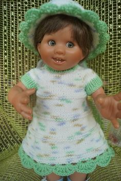 Весенние обновки для любимых куколок. Часть первая. Вихтель Руди. / Одежда и обувь для кукол - своими руками и не только / Бэйбики. Куклы фото. Одежда для кукол