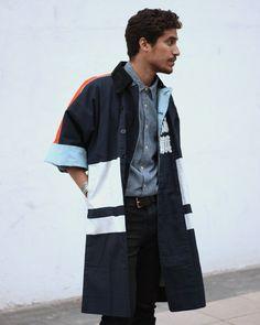 Vintage Edo Hikeshi Jacket, Ichiban 02 | www.kirikomade.com #kiriko #kirikomade…