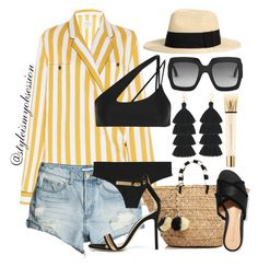 Designer Clothes, Shoes & Bags for Women Casual Day Outfits, Sunday Outfits, Blazer Outfits, Dope Outfits, Short Outfits, Classy Outfits, Chic Outfits, Summer Outfits, Fashion Outfits