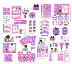 doc mcstuffin party kit doc mcstuffin por blueangeldigitals
