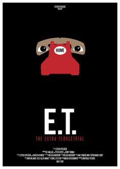 E.T. by Daniel Cullen Leydon