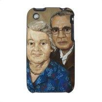 Gramma & Grandpa Apilado ipad/iphone/ipod cases by thedustyphoenix