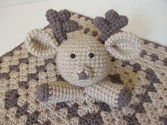 Ravelry: Deer Lovey pattern by Heather Sonnenberg