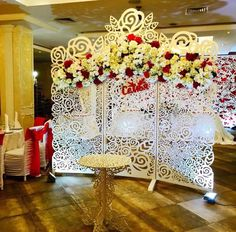 Backdrops, red and white weddings, photo booth backdrop, event decor, event Diy Wedding Backdrop, Flower Wall Backdrop, Photo Booth Backdrop, Wedding Reception Decorations, Backdrop Event, Event Planning Guide, Event Planning Template, Backdrop Decorations, Backdrops