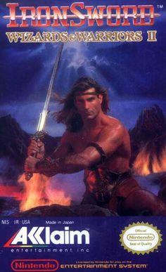 Wizards & Warriors II: Ironsword