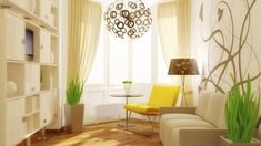 A house without a living room looks lonely and uncomfortable, which is probably why we aim to equip such a room even on a very limited area of living space. ...