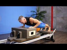 Reformer Monday - Intermediate Reformer Workout - YouTube