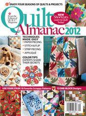 Quilt Almanac