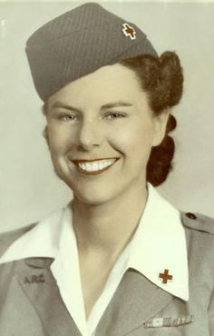 Frances A. Murray. She joined the American Red Cross in 1943 and was sent to England aboard the Queen Mary. Assigned to an air base near Dover, England, she ran the Aero Club for pilots and mechanics. She later served in France and witnessed the liberation of the Buchenwald concentration camp in Germany