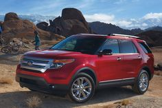 2014 Toyota Highlander vs. 2014 Ford Explorer: Which Is Better? - Autotrader