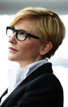Cate Blanchett - like her style