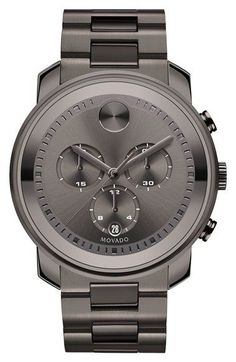Movado Bold Chronograph Bracelet Watch, 44mm. #menwatches
