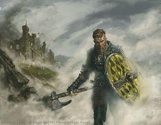 Orkwood Reaver - Fantasy Flight Games by Rilez75 on DeviantArt