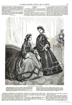 1863 Jan La Mode illustrée