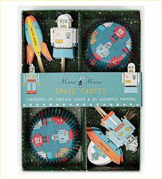 Fabulous Cupcake Kits by Meri Meri