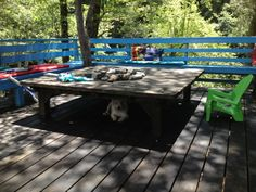 Deck Hideaway