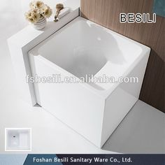 Very Small Bathtubs With Seat 709 , Find Complete Details about Very Small Bathtubs With Seat Small With Seat,Small Bathtub,Very Small Bathtubs from Bathtubs & Whirlpools Supplier or Manufacturer-Foshan Besili Sanitary Ware Co. Japanese Bathtub, Japanese Soaking Tubs, Black Bathtub, Modern Bathtub, Deep Soaking Bathtub, Soaking Bathtubs, Tub Shower Combo, Bathtub Shower, Houses