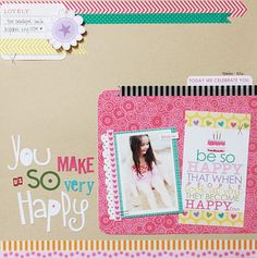 You Make Us So Very Happy..by Becky Williams..BB's Birthday Girl collection