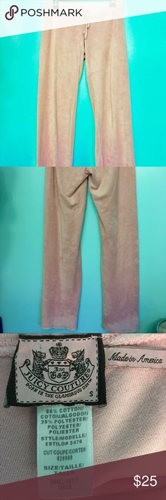 💕💖Juicy Couture💕💖 🌟✨Like new!! Great condition 🌟✨ Juicy Couture Pants Track Pants & Joggers