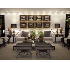 Classy livingroom