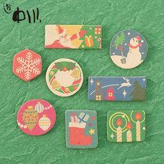 【クリスマスプチギフトにぴったり☆人気和雑貨店の「印香」】(奈良のお取り寄せ)