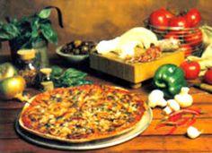Pagliai's Pizza in Grinnell Iowa! No Joke! Gotta try it!