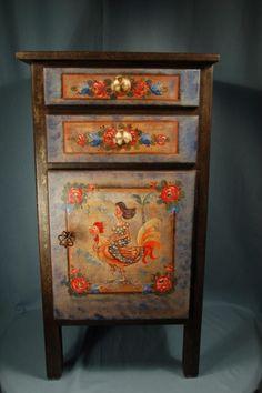 Mermaid Cabinet