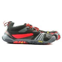 Vibram FiveFingers KMD Sport LS Black/Red/Grey 14M3702