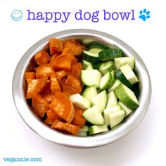 Healthy, vegan, gluten-free homemade dog food recipes that are simple and easy to make! Doggie Treats, Homemade Dog Treats, Vegan Dog Food, Dog Allergy, Protein Pack, Happy Dogs, Dog Stuff, Dog Bowls, Sweet Potato