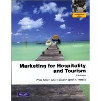 Marketing for hospitality and tourism / Philip Kotler, John T. Bowen, James C. Makens. 5th ed. (2010). TU-432