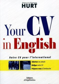 la faculté: your cv in english