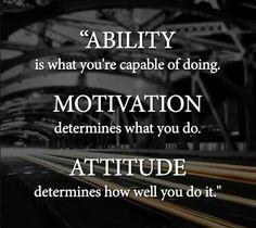 #Attitude