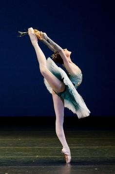 Miko Fogarty, 15, studying at Carmel's Indiana Ballet Conservatory, 2014