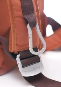 Carabiner and quick-release buckle